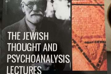 Jewish Thought and Psychoanalysis Lectures
